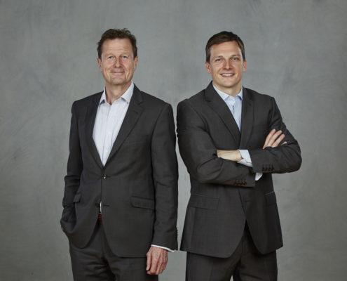 Jörg und Hinnerk Smolka